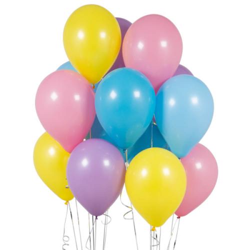 Iepakojums ar 14 Unicorn ballīšu baloniem