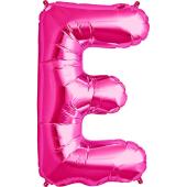Rozā folija balons E 86  cm