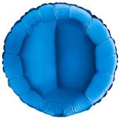 BLUE ROUND gaisa balons 45 СM