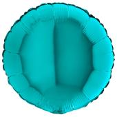 TIFFANY BLUE ROUND gaisa balons 45 СM