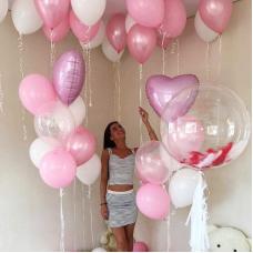 Rozā dzimšanas dienas pārsteigums