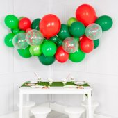 Balonu mākoņkomplekts Kāpurs
