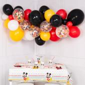 Balonu mākoņkomplekts Bērnu kluba māja