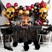 Balonu mākoņkomplekts Gotu Helovīns