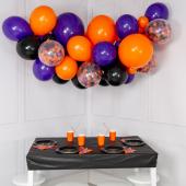 Balonu mākoņkomplekts Helovīns