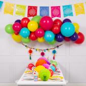 Balonu mākoņkomplekts Fiesta