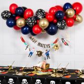 Balonu mākoņkomplekts Pirāts