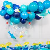 Balonu mākoņkomplekts Zem jūras