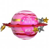 You're out of this world orbz folija balons 73 cm