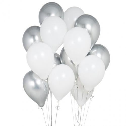 Iepakojums ar 14 ballīšu baloniem Innocence Party