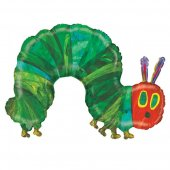 The Very Hungry Caterpillar folija gaisa balons 109 СМ
