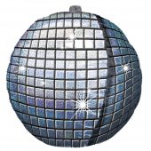 """Glitter Ball FOLIJA BALONS 38 СМ """