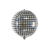 Folijas balona disko bumba, 40 cm