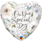 45 cm Folija balons HRT On Your Special Day