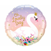 45 cm Folija balons Oh lovely day