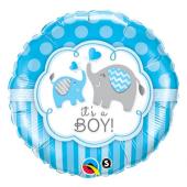 45 cm Folija balons CiR -