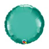 45 cm Folija balons chrome green