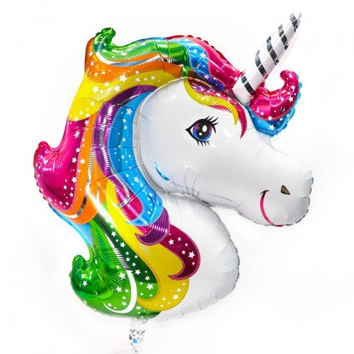 Unicorn FOLIJA GAISA BALONS 86 CM