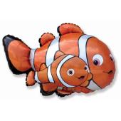Clownfish FOLIJA GAISA BALONS 69 CM