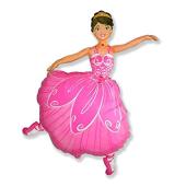 Ballerina FOLIJA GAISA BALONS 102 CM