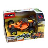 Mašīna Buggy (inerce, skaņa, gaisma, gumijas riteņi ) 13 cm CHT9054B38