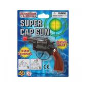 Pistole metāla ( šaujai ar pistongām) 11x10 cm 8+ S8001B